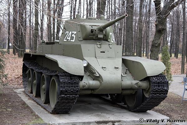 Лучшие отечественные танки