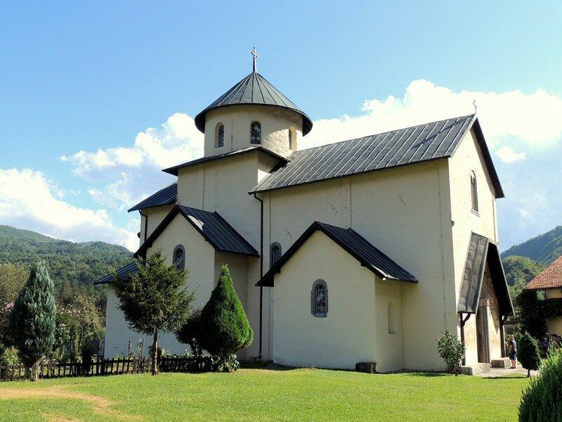 Церковь Успения Богоматери