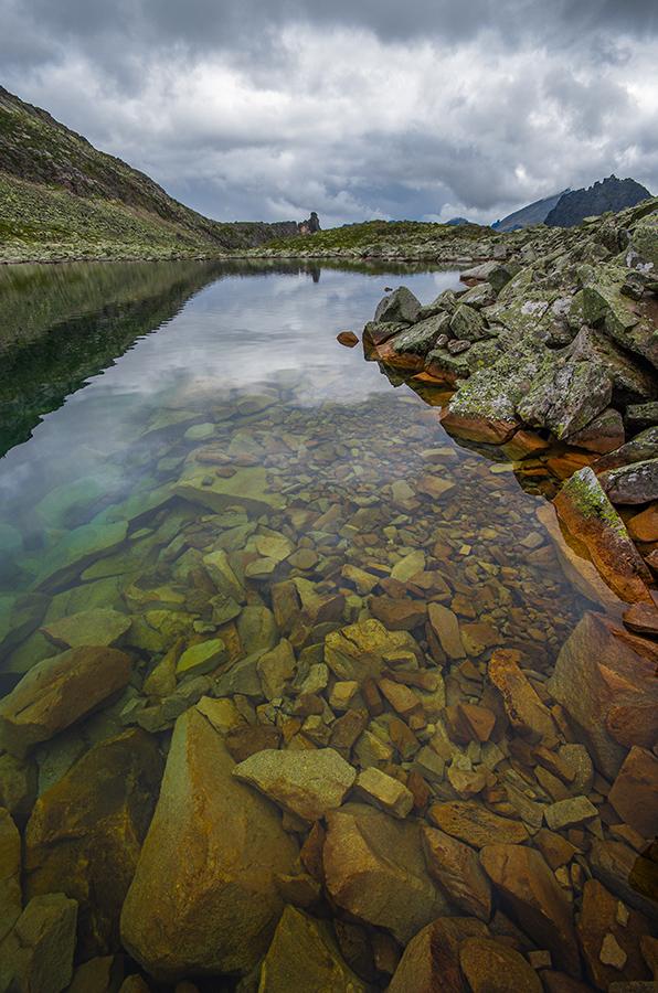 Озеро Восьмёрка