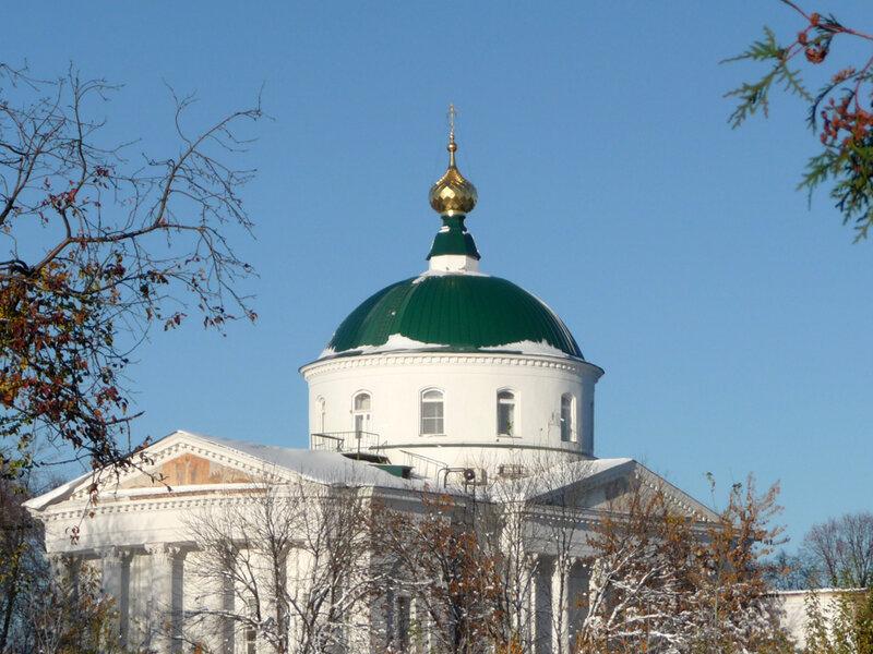 Ярославль, Ильинско-Тихвинская церковь