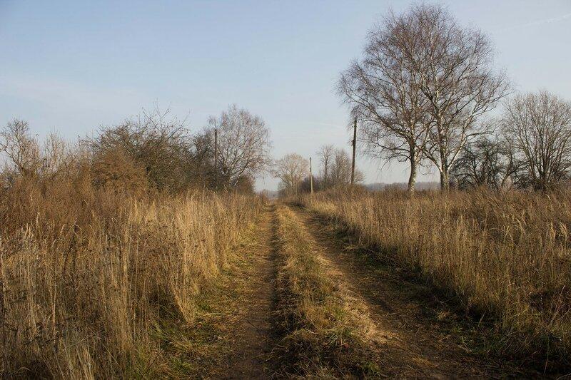деревня Пингерево