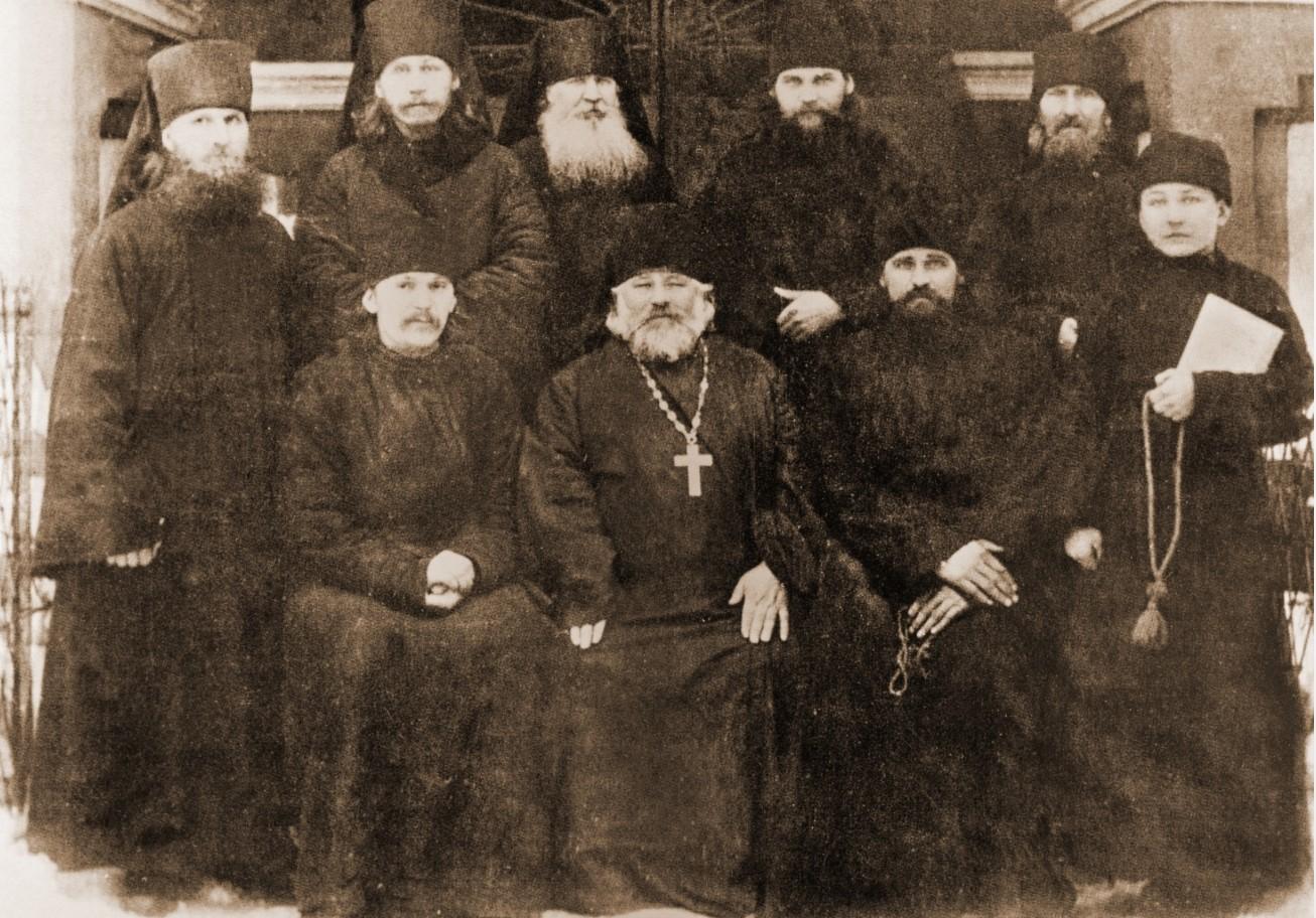 Насельники Данилова монастыря