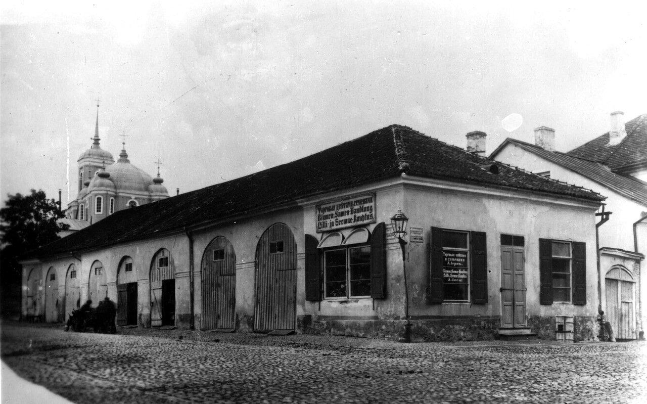 49. Мясной склад. 1910