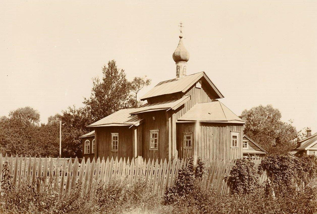 Церковь Владимирской иконы Богоматери. 1901