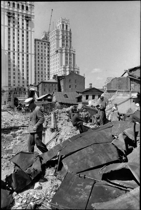 1954. Москва. МГУ