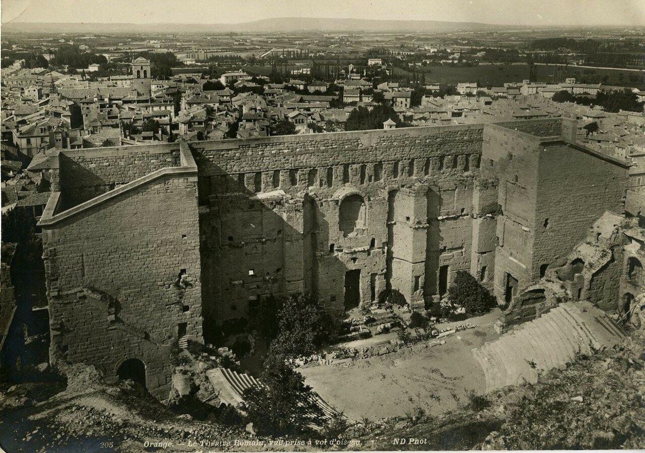 Арена амфитеатра.  1900-е