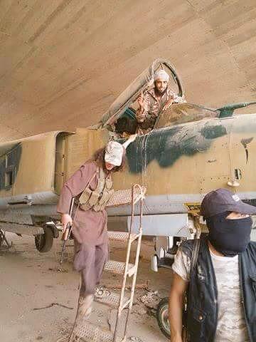Наступление исламистов в Сирии