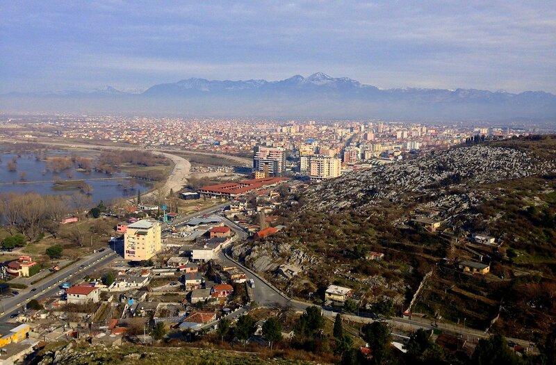 Шкодер, Албания