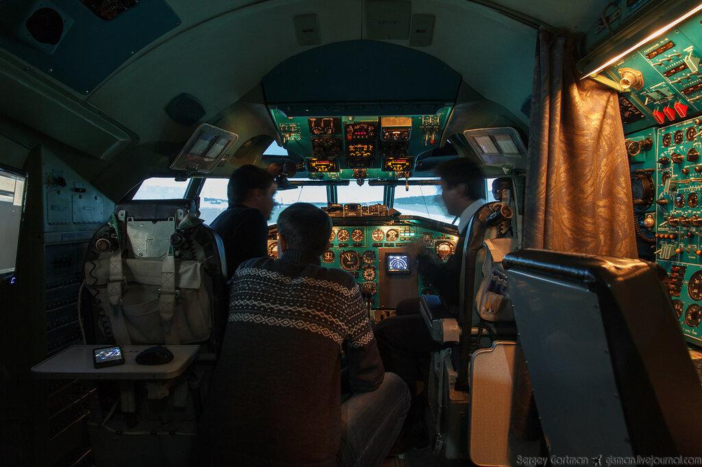 скачать симулятор самолета ту 154 через торрент на русском