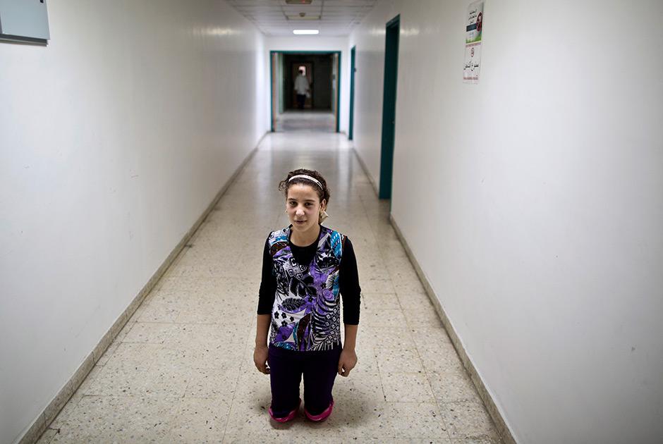 Юные жертвы войны на Ближнем Востоке в больнице Аммана 0 19b637 c795835 orig