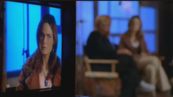 Киноляпы: Доктор Бреннан «первый раз на ТВ» (видео)