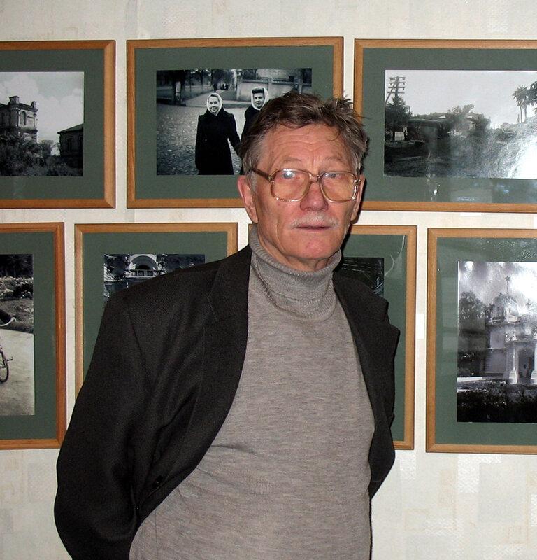Иван Игнатьевич Овсянников. Фото 2007 года