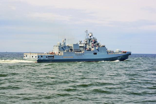 Возобновлено строительство фрегатов, прерванное из-за отсутствия моторов