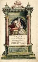 Книга Atlas sive Cosmographicae Meditationes de Fabrica Mundi et Fabricati Figura