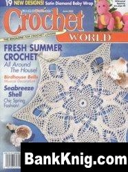 Журнал Crochet World №6 2002 jpg 8,2Мб