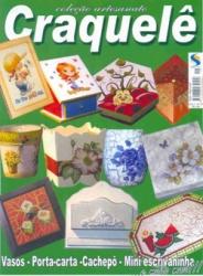 Журнал Calecao artesanato Craquele 19