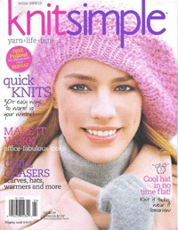 Журнал Журнал Knit simple №10 2009 Winter