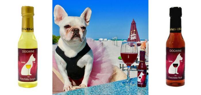 «Элитный алкоголь» для домашних животных от Pet Winery