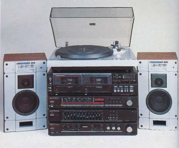 Электроника начала 80-х