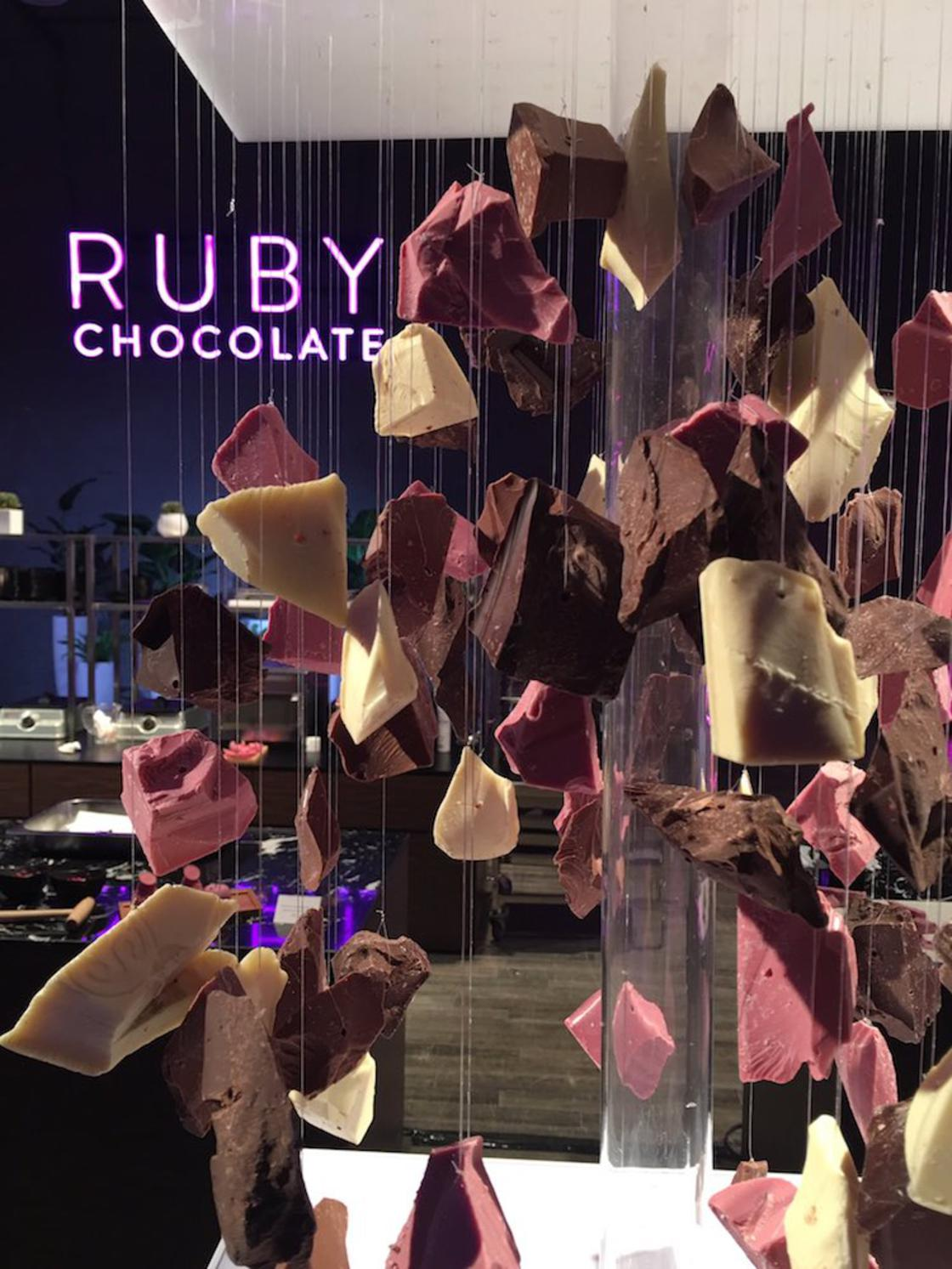 Ruby Chocolate – There is now a fourth type of chocolate!