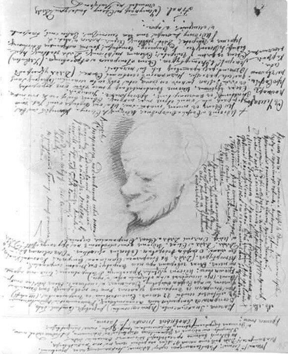 Князь Мышкин в рисунках Достоевского