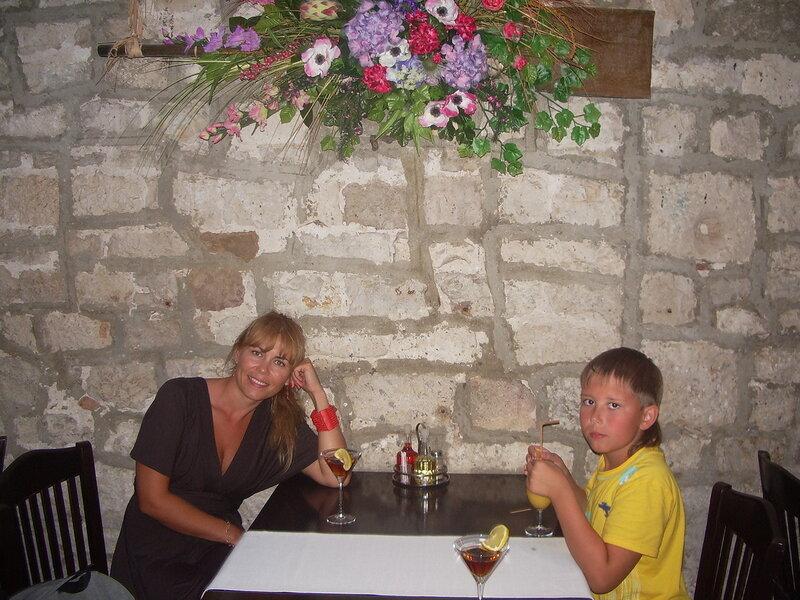 Кафе в Хорватии (Cafes in Croatia)