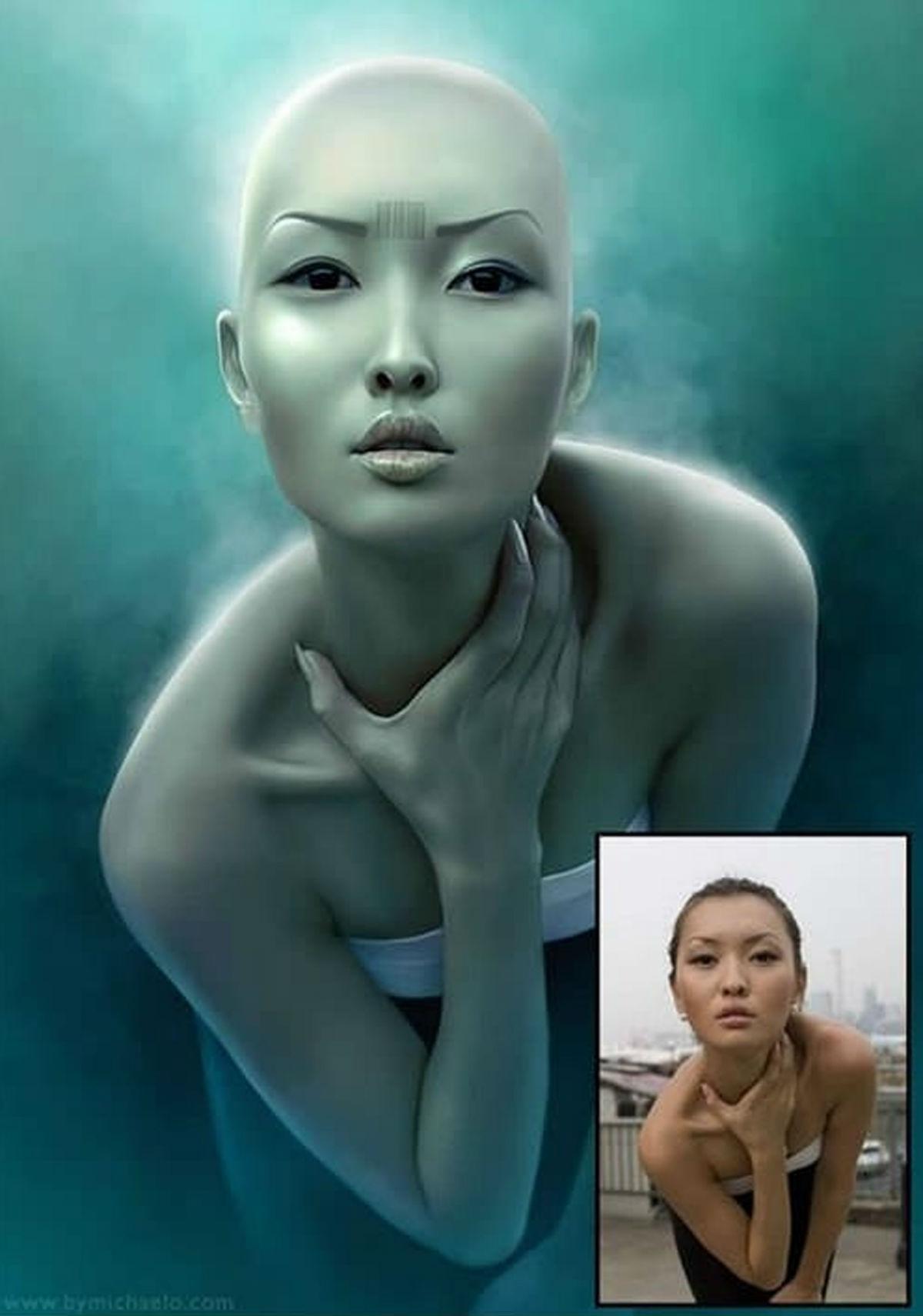 10 примеров как делается арт фото