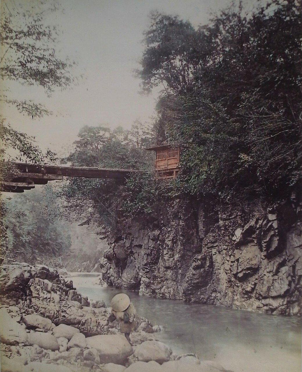 Река Дайягава возле Никко