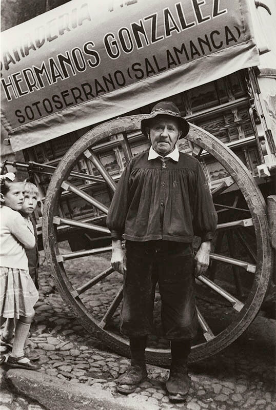 1956. Герман Гонзалес, Испания
