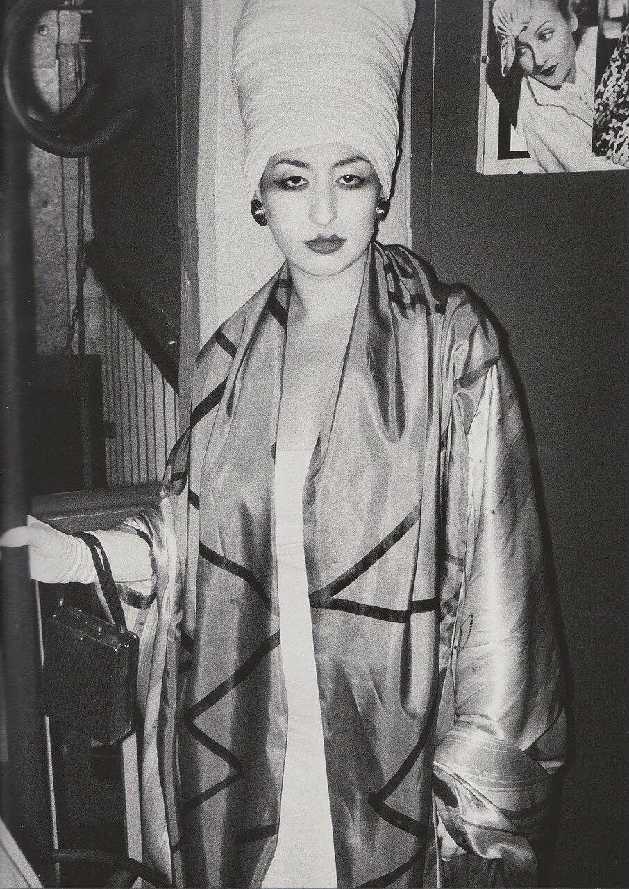 1980. Лесли в клубе в клубе «Blitz»