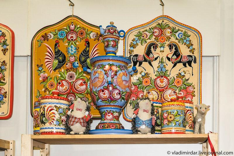 Народные промыслы Великого Новгорода