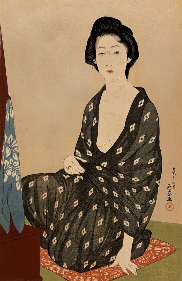 Pale Flower, Goyō Hashiguchi_1280.jpg
