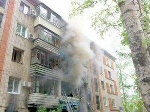 В Кантемире произошел мощный взрыв в жилом доме