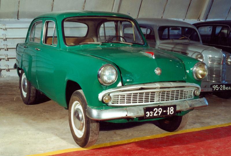 Легковой автомобиль Москвич-403 (1962-1965), СССР.jpg