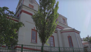 """Biserica """"Sf.Împ.Constantin și Elena"""" din satul Ciuciuieni, raionul Sângerei"""
