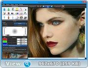 Редактор портретов - PhotoInstrument 7.1 Build 726