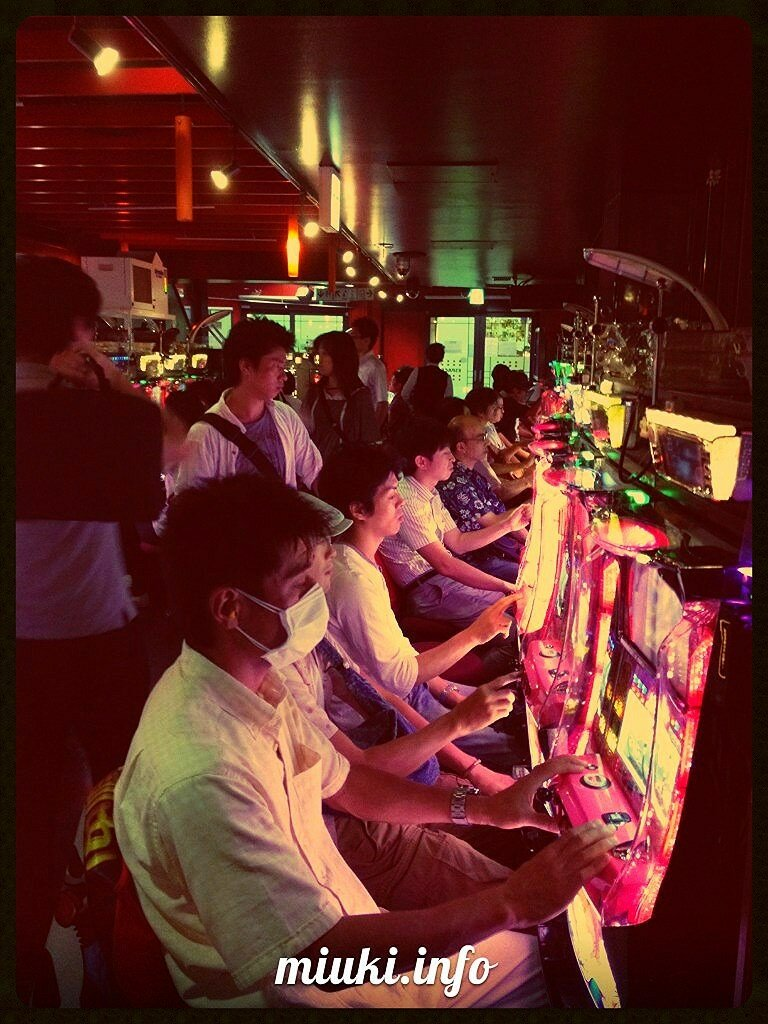 Интересные факты о японских игровых автоматах