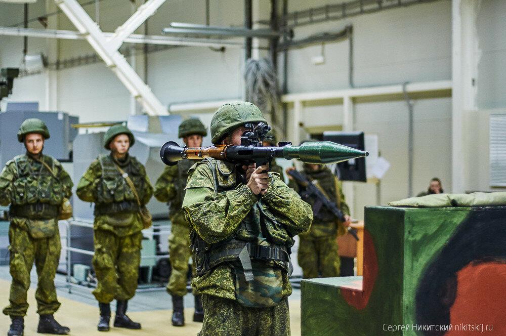 Как учат российских солдат воевать