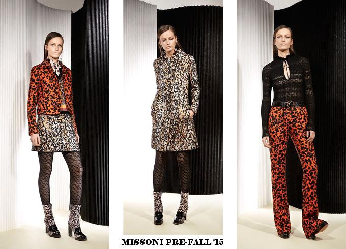 MISSONI PRE-FALL 2015