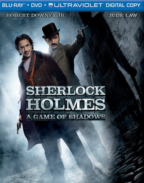 ������ �����: ���� ����� / Sherlock Holmes: A Game of Shadows (2011) HDRip