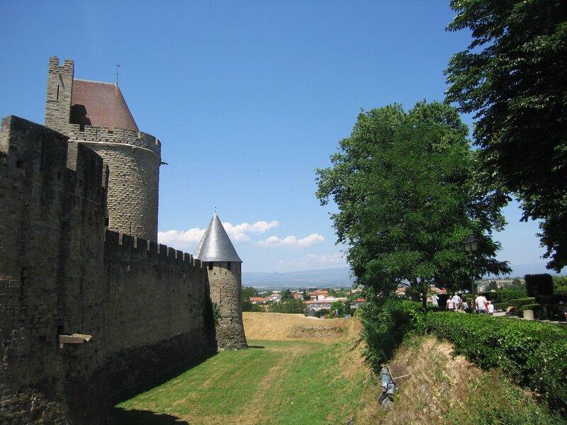 Франция, Каркасон