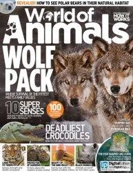 Журнал World of Animals Issue 16