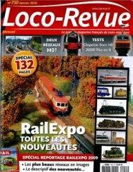 Журнал Loco-Revue №750 2010