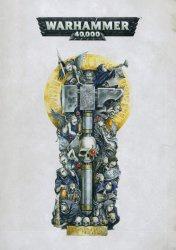 Книга Warhammer 40000.  Rulebook