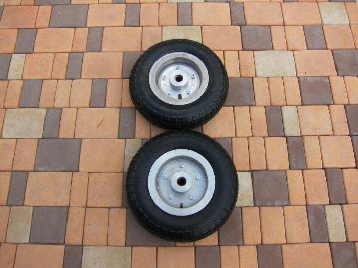 Самодельные литые диски