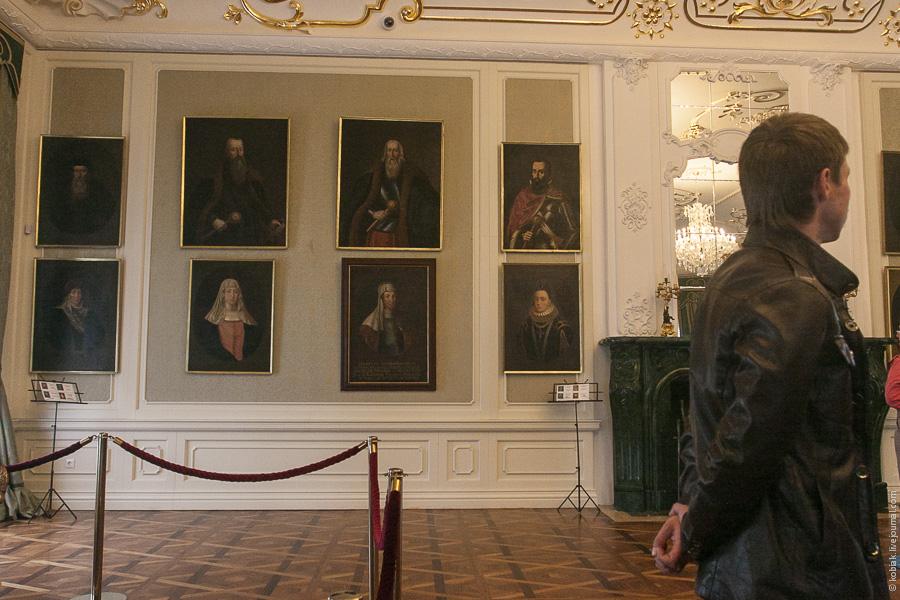 Беларусь Мирский замок