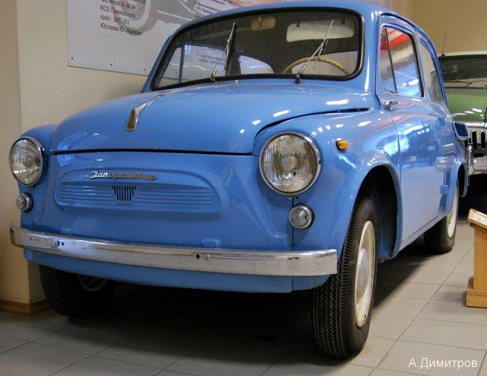 ЗАЗ-965 Запорожец