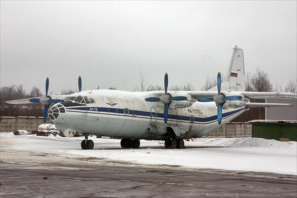 Первый полёт Ан-148