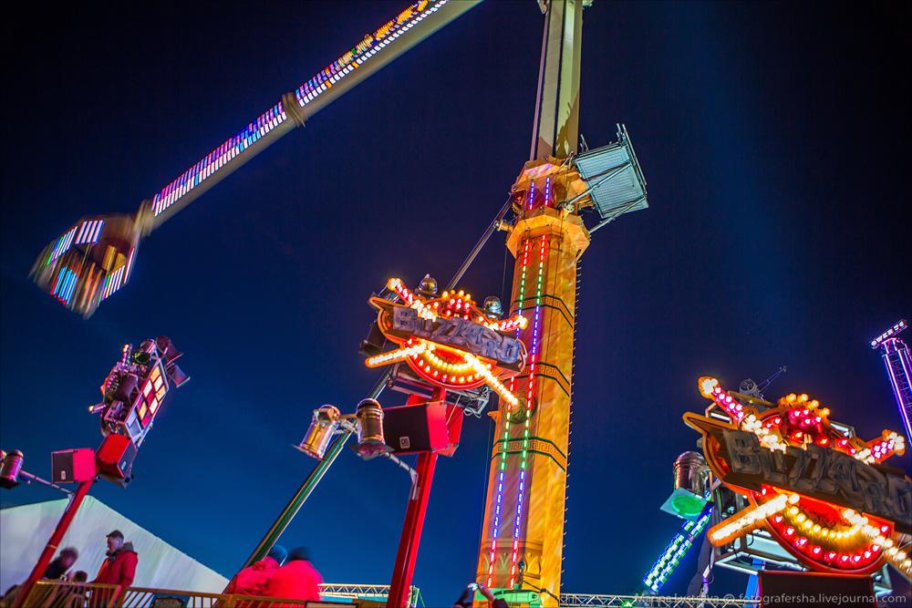 Новогодняя и рождественская ярмарка в Гайд-парке