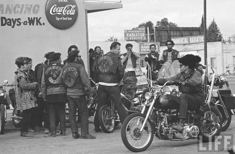 hitory of biker gangs Former bandidos member ed winterhalder answered questions about what life was like during his time as a member of the bandidos biker gang.